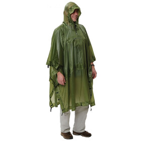 Exped Bivy-Poncho UL Unisex green